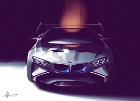 BMW M-power vision GT by girabyte225-jc-lover