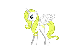 OC Angel Pony by Sedna93