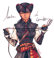 Aveline by rodopic