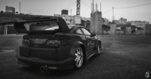 Honda Integra by MoeIIV