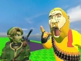 Fun With Gmod Link Mah Boi by ImprobabilityGodess