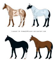 Point Adoptables!! by Starcather9