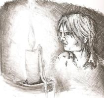 My Candle by Under-the-Ashes