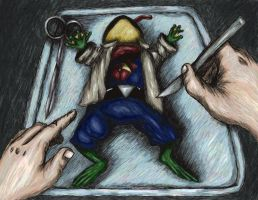 Slippy Dissection by RoccoBertucci