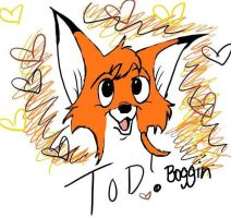 Tod-The Fox and the Hound by Boggin