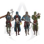 Pixel Assassins by Design-By-Humans