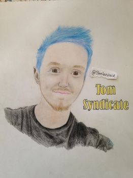 The Syndicate Project (Tom) by ShmileeFace
