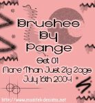 Set 01 - More ThanJust ZigZags by pange