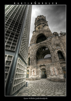Gedaechtniskirche II by real-creative