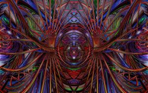 Entangled Entrapment by TexManson