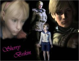 Resident Evil Sherry Brikin by punkprincess898