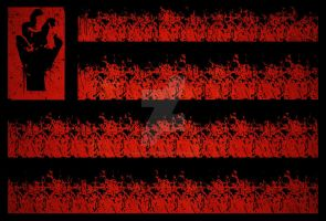 ZomBrains Flag by trickytreater
