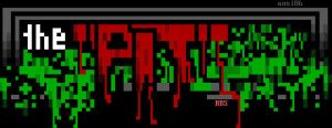thePIT bbs welcome by ansi86