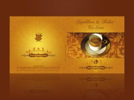 Tea Brochure by vanart