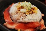 Salmon Pepper Rice by viennidemizerable
