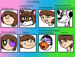 Style Meme - my way by Britishgirl2012