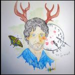 Will Graham by Cankut-Art