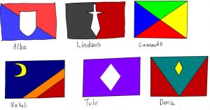 Flags of Nemos by AdeptOmega