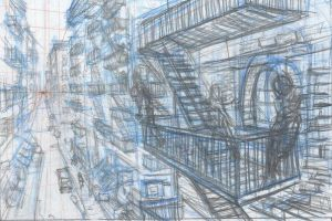 Concept sketch by Whit20e