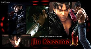Jin Kazama tribute by ScionChibi