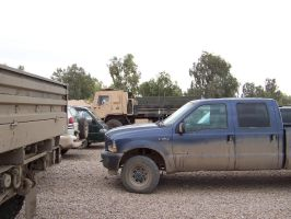 Contractor Truck, LMTV by EricJ562