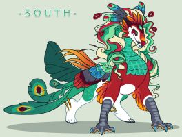 South by SinCommonStitches