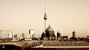 Impressions of Berlin VIII by ndrt