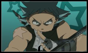 Black Star - On the Stage by Witho