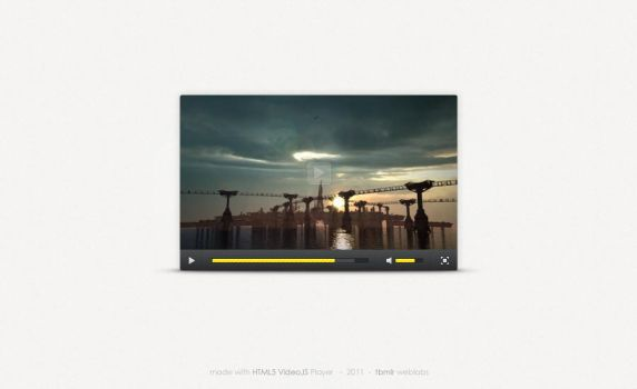 Video Player by CubeConcept