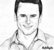 Chip Esten by IselinAngelia