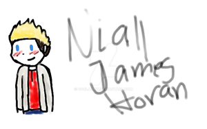 Niall James Horan by Coolaamy