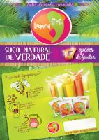 FLYER TROPICAL by jotapehq