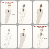 All these Gatsby's. by ENDYS-ART-HELL