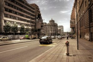 This is Belgrade V by Michela-Riva