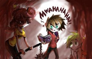 FOP:I love being Evil MWAHAHA by Nippo
