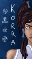 The Legend of Korra by xYazzieex