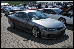 2001 Nissan Silvia S15 by compaan-art