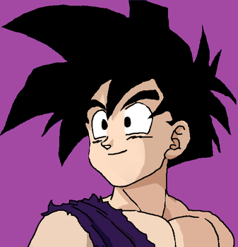 Teen Gohan by CatCamellia