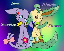me and flower- yt icon by sweetcookie535