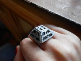 Thorin Oakenshield's ring by IronMandy