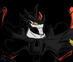 Predaking by Deceptigirl