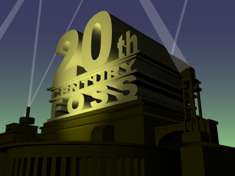 20th Century Foss logo 'Special Edition' remake by supermariojustin4