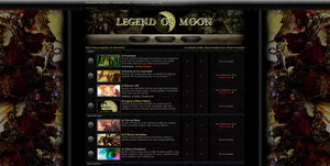 Skin Legend of Moon website 01 by Rikku2011