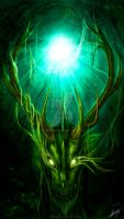 Virento The Green Spirit by Kinan666