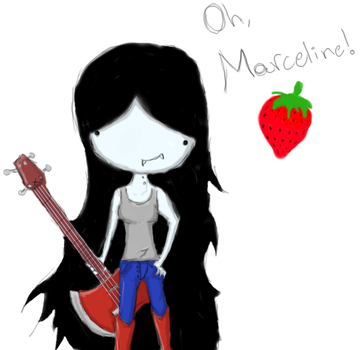 Marceline by juliavstheworld