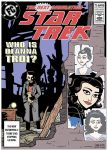 Who Is Deanna Troi? by BillWalko