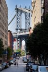 Manhattan Bridge by AKRadish