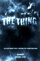 The Thing by Chad-Durrance