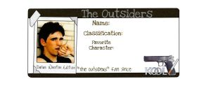 The Outsiders - Dallas by drawwithme15