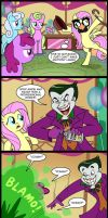 MLP: Make them laugh (Commissioned) by tan575